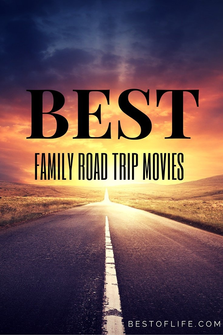 Taking a road trip with the fam? Keep the kids quiet or watch them together - either way these are the best family road trip movies to watch! Family Movies| Roadtrip Tips | Movies for Kids | Things to do in Summer #movies via @thebestoflife
