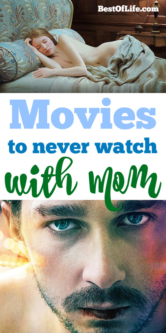 Some movies are amazing and can be enjoyed with whoever, and others are best movies to never watch with your mom. Movies to Never Watch with Parents | Best Movies | Bad Movies to Watch | Movies to Watch Alone