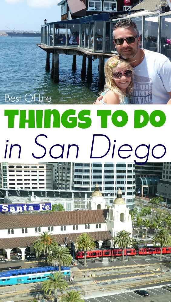 Visiting Southern California and want to know the best things to do in San Diego? Here is your list. Travel on friends...What to do in San Diego | San Diego Travel Tips | Where to go in Southern California | Where to Eat in San Diego |San Diego Restaurants #sandiego #travel #sandiegoactivities via @thebestoflife