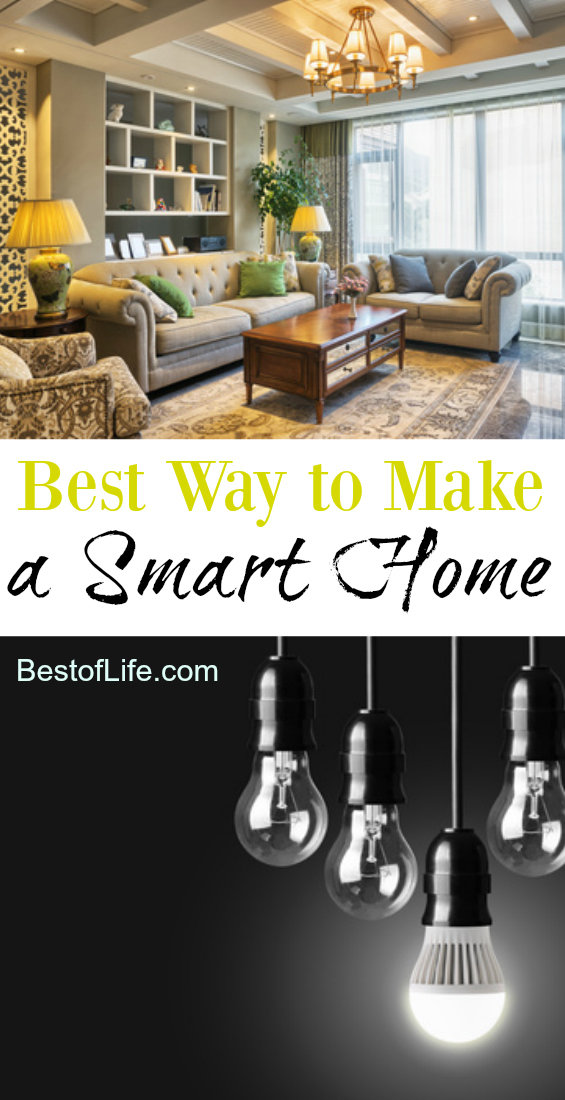 Before you go out and buy a smart device for your home, you need to know the best way to make a smart home out of a dumb home. What is a Smart Home | Smart Home Tips | Smart Home Devices #tech #smarthome #home via @thebestoflife