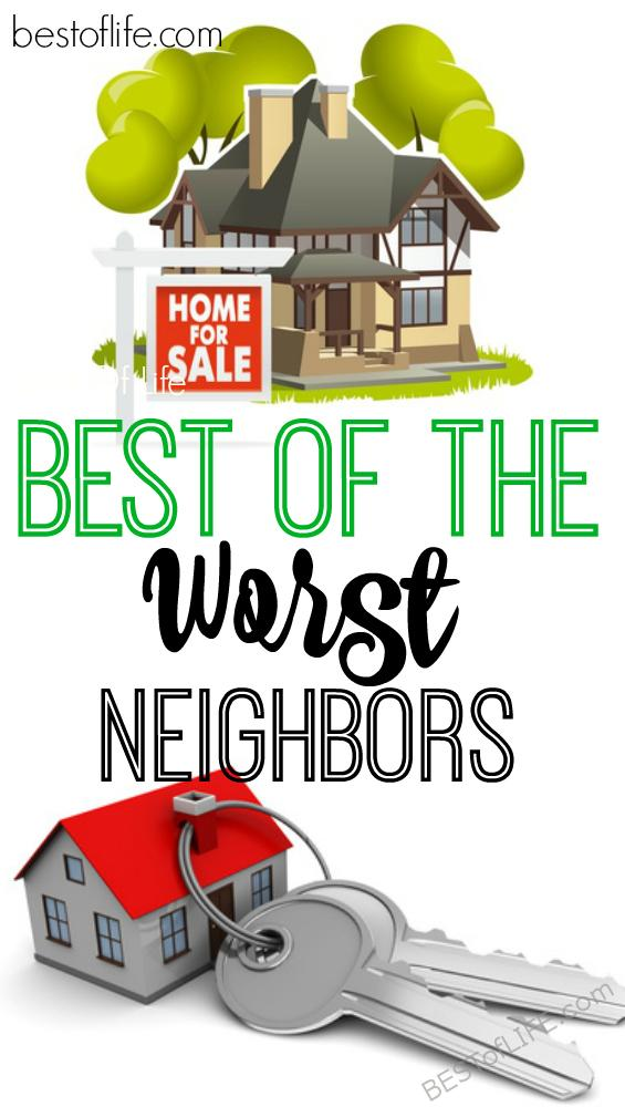 You may know these worst neighbors well or haven't yet met them. Either way, they are in a league all their own. How to be a Neighbor | Friendship Tips #neighbor #community #funny
