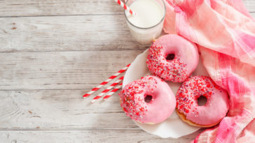 Donuts make everyone happy and bring people together around a simple love for puffy sugary goodness. The donut lover in you will adore these gifts!Strawberry Sprinkles Sunglasses