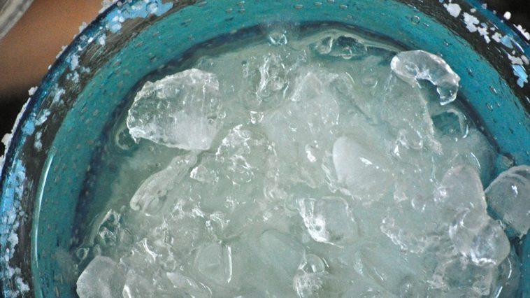 Nearly NorCal Margarita on Ice