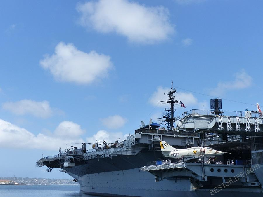 Things to do in San Diego USS MIdway
