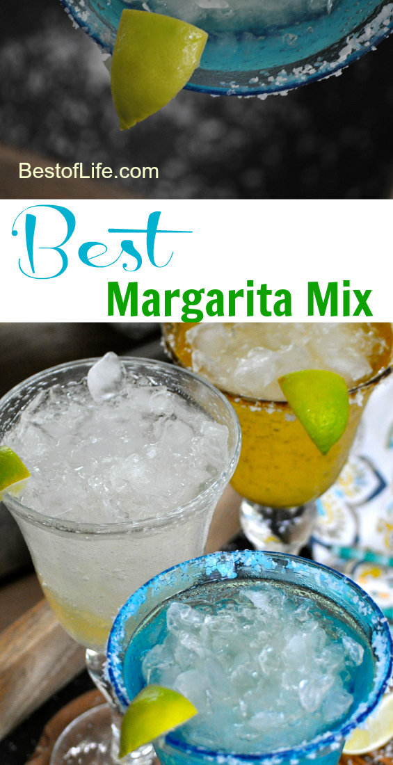 The Best Margarita Mix To Buy 1 Easy Organic Margarita