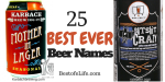 Beer names are an aspect that brewers can use to draw attention to their beer. There have been many instances where I have ordered a beer just for the name. Best Beers with Cool Names | Beer Drinking Tips | Craft Beers | IPAs #beer #craftbeer #brewing