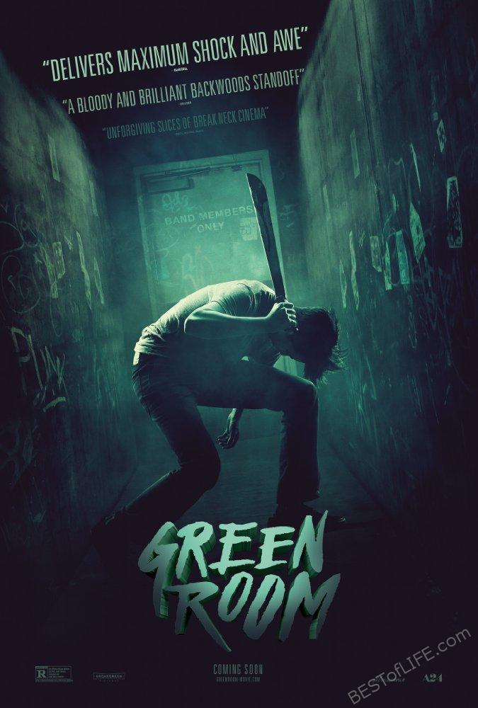Best 2016 Movies The Green Room