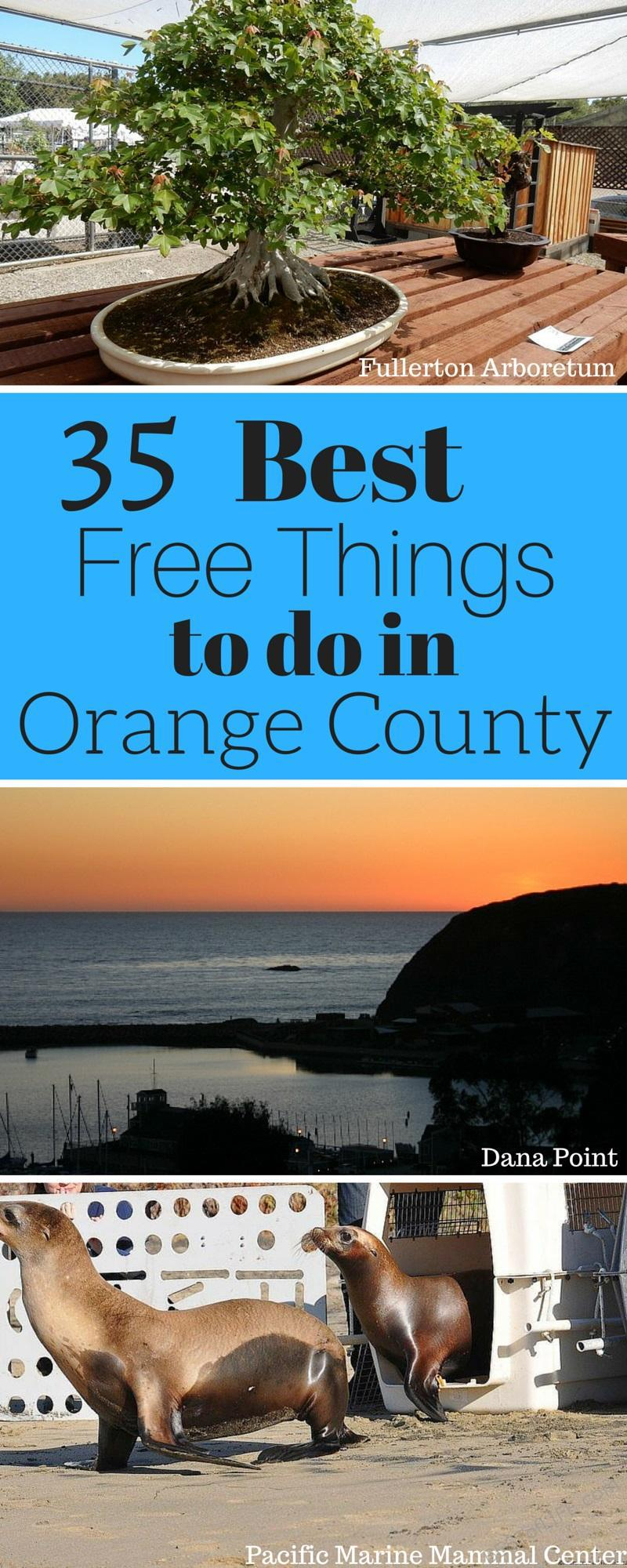 With so many of the best free things to do in Orange County, you can save money without losing out on the fun as you explore one of the most popular areas in California. What to do in Orange County | Orange County Travel Tips | How to Save Money During Travel #orangecounty #thingstodo #travel
