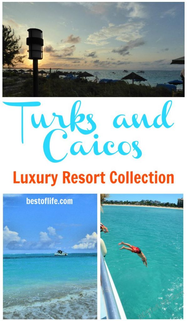 Finding Turks and Caicos resorts in a luxury collection offers us comfort, relaxation, and some of the world's most stunning waters all in one special place. Best Places to Travel | Caribbean Travel | Where to Stay in Turks and Caicos | Travel Tips #travel #luxury #turksandcaicos