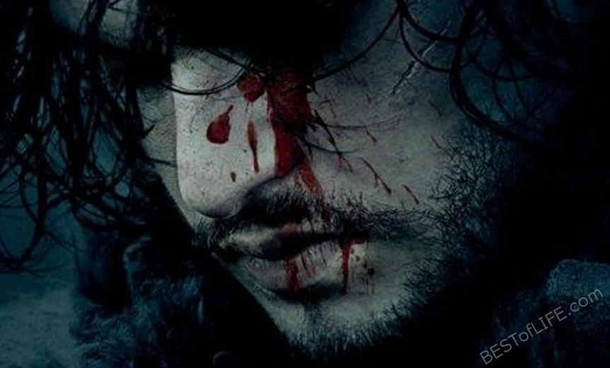 Watch Game of Thrones Jon Snow