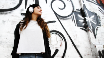 Why should you listen to rap music with your teen? In addition to a catchy beat, it gives you an opportunity to chat with your teen about current events, respect for women, and music trends.