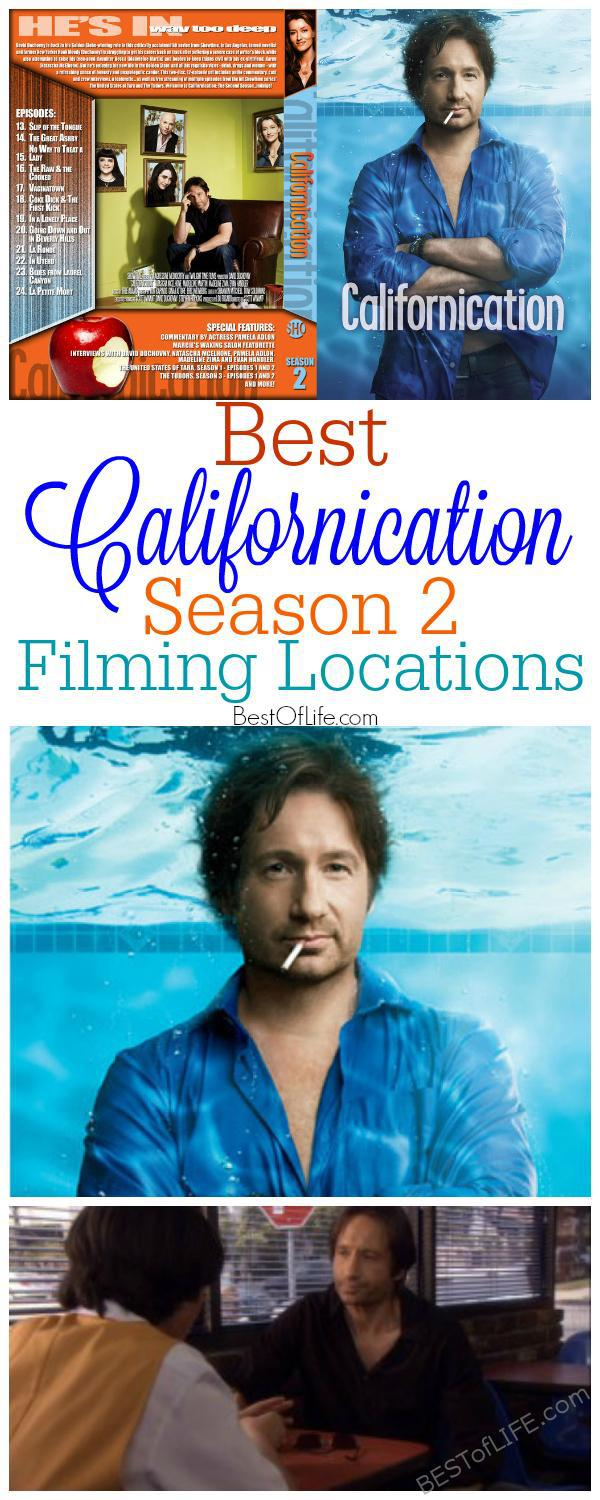 Fans of the show Californication are sure to recognize these hot spots from the show! Check out these Californication Season 2 Filming Locations the next time you are in the LA area.