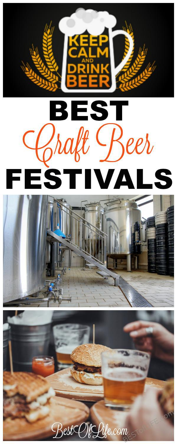 Beer festivals take place all over the world. These are the best beer festivals out there, if you have the chance, I recommend you check out any near you! #beer #festivals #events #craftbeer When are the Best Craft Beer Festivals | Best Craft Beer Events | Best Festivals for Beer Lovers via @thebestoflife