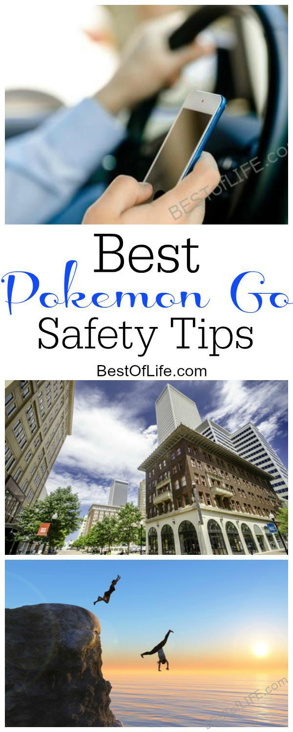 Judging by the news stories and some tales from my fellow gamers, I'd say it's high time we discuss some of the Best Pokemon Go Safety Tips!