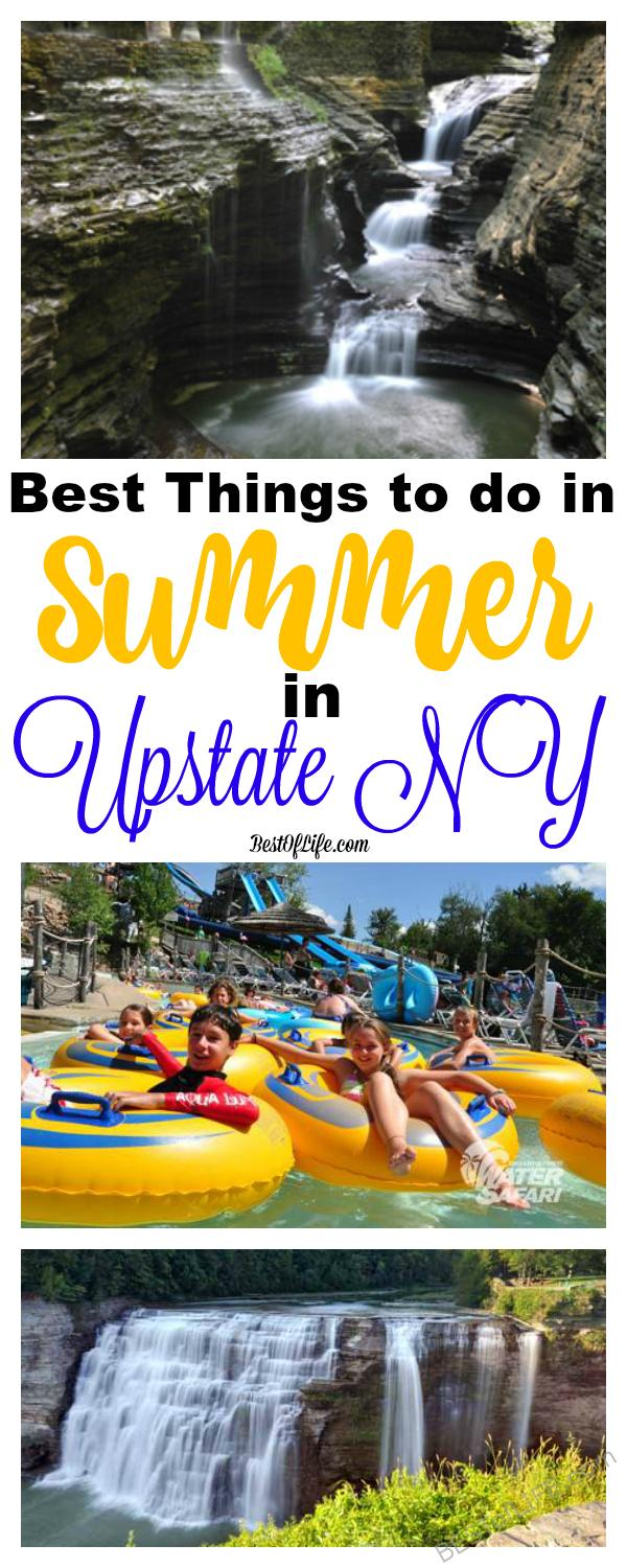 Best things to do in summer in upstate new york the best for Things to doin nyc