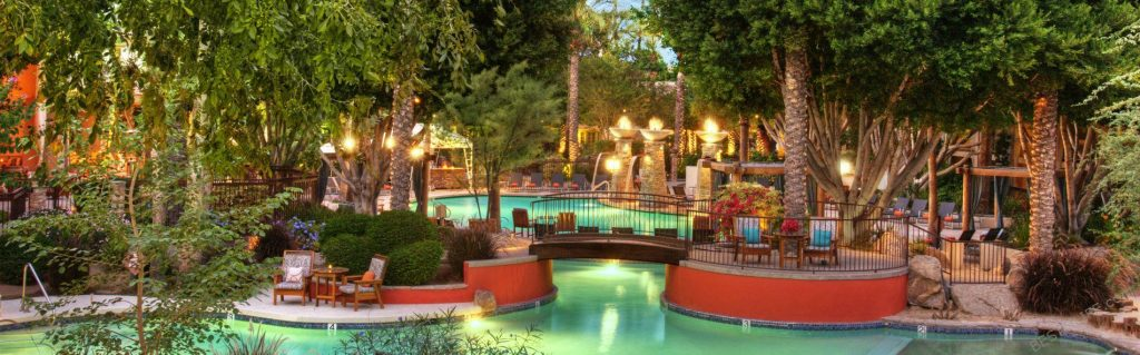 FireSky Resort and Spa Best Hotels in Phoenix with Pools