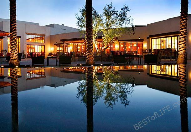 JW Marriott Camelback Inn Resort and Spa Best Hotels in Phoenix with Pools