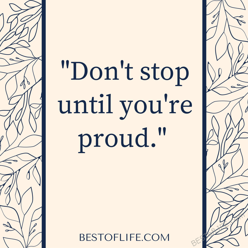 The best way to get out of a slump is with short inspirational quotes. Tiny but powerful is all it takes to turn a bad day or a doubtful moment around! #quotes #inspirational #inspired | Best Inspirational Quotes | Best Quotes for Inspiring Others | Best Quotes Ever