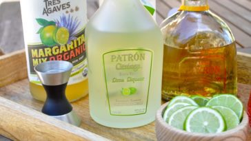 Tequila Cocktails Ingredients