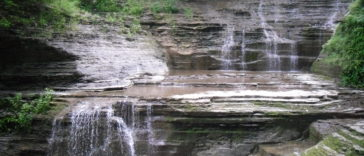 Things to Do in Summer in Upstate New York Buttermilk Falls