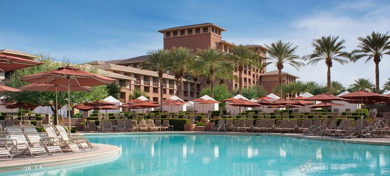 Westin KIerland Best Hotels in Phoenix with Pools
