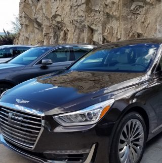 The Genesis G90 is the brands first attempt at a luxury car, you won't find many options, instead nearly everything you can think of is included standard! #car #auto #genesis | Things to Know About the Genesis G90 | Should I Get a Genesis | Genesis G90 Review