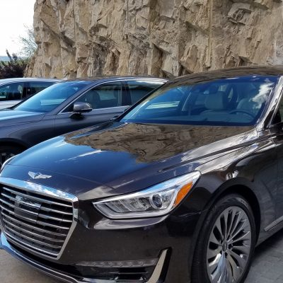 Best Safety Features of the Genesis G90