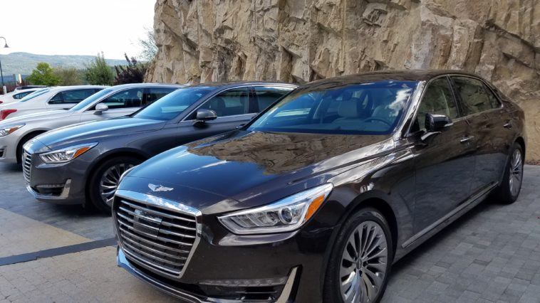 The Genesis G90 is the brands first attempt at a luxury car, you won't find many options, instead nearly everything you can think of is included standard!