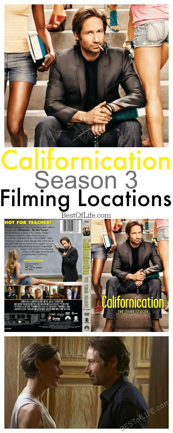 By now you've probably noticed that there are some awesome spots in California where you can see the real Californication filming locations! These are the best Californication Season 3 filming spots!