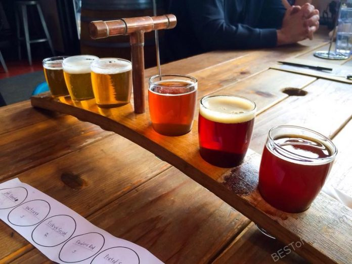 There are currently more than 100 San Diego Breweries; being home to such a robust craft beer scene is what earned San Diego the title of