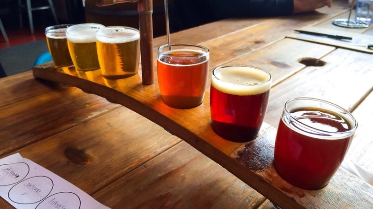 """There are currently more than 100 San Diego Breweries; being home to such a robust craft beer scene is what earned San Diego the title of """"Beer Mecca""""!"""