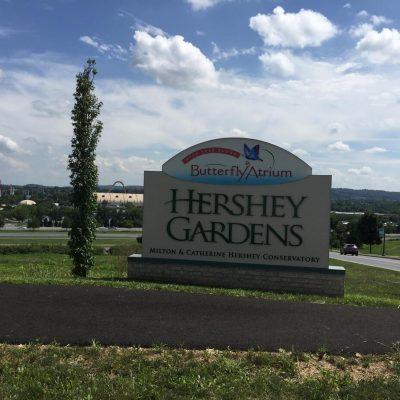 Best Pokestops in Hershey Pennsylvania