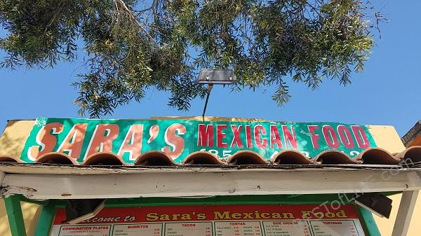 The Best Churros in Mission Bay at Sara's Mexican Food