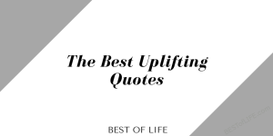 Sometimes a few simple words can totally change the way we look at the world. I don't know about you but I love finding and sharing uplifting quotes! #quotes #inspiring #motivation   Best Inspirational Quotes   Best Motivational Quotes   Best Uplifting Quotes