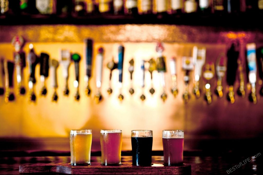 "There are currently more than 100 San Diego Breweries; being home to such a robust craft beer scene is what earned San Diego the title of ""Beer Mecca""! #sandiego #travel #beer 