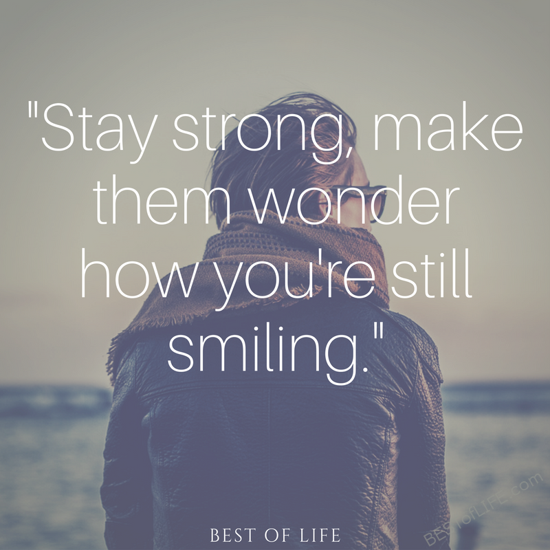 Some quotes make you think, some are great when you need a boost, these are the best positive quotes to make you smile. Smiling is, as they say, the best medicine!