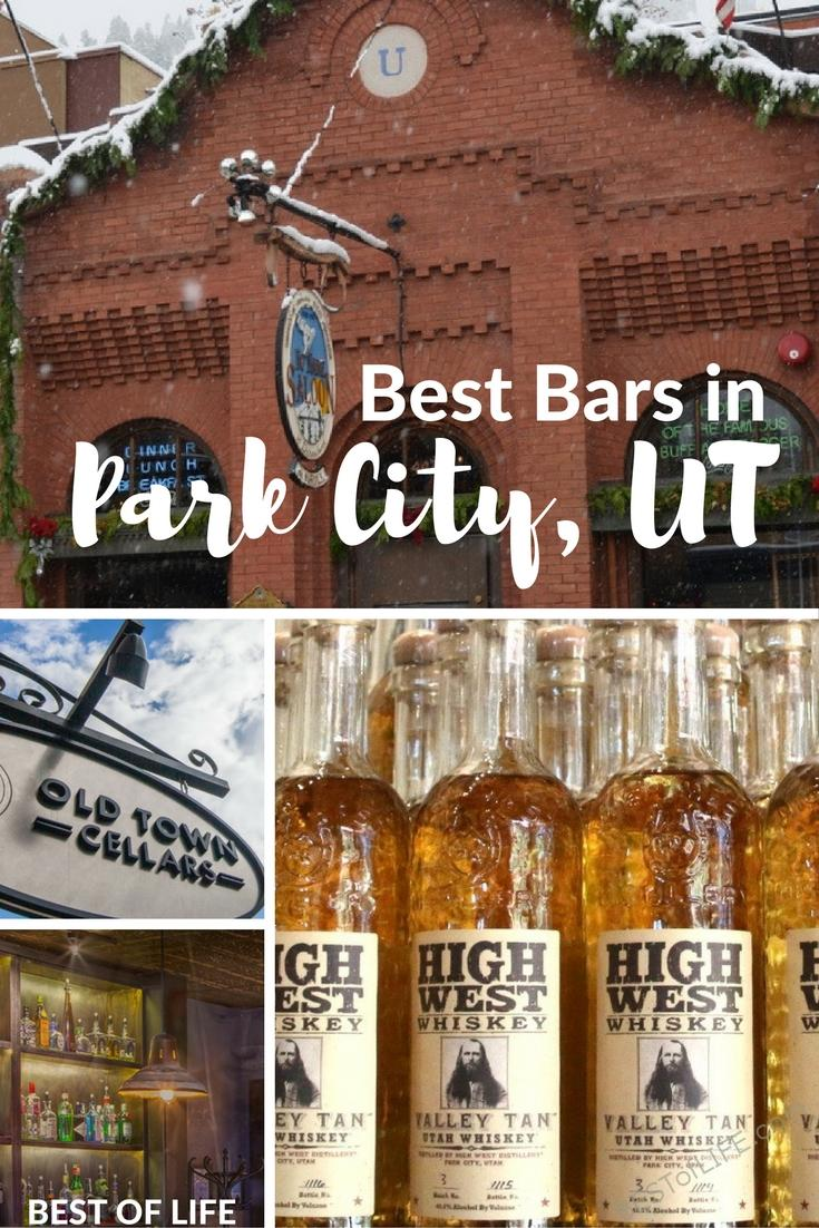 Traveling to Park City is always fun. When looking for the best bars in Park City Utah, we have the travel tips on where to drink so you can find the best bars on any budget. via @thebestoflife