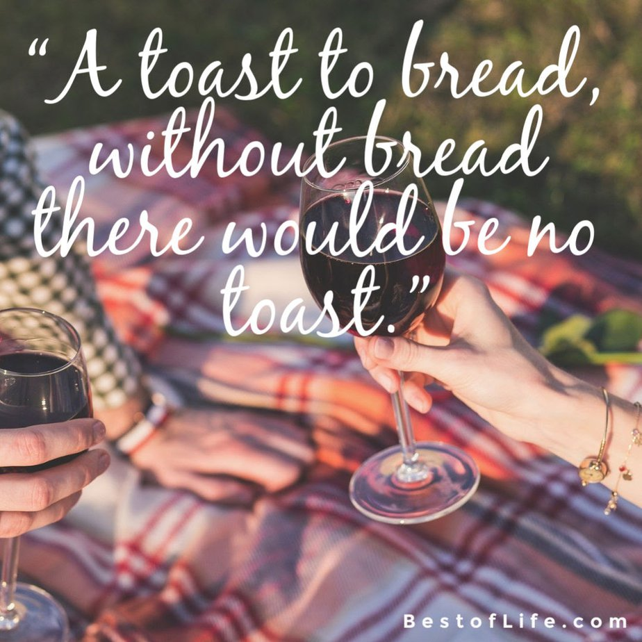 Funny drinking toasts are the perfect way to liven up any evening out with friends. Entertain your group with these witty toasts, heartfelt toasts, and goofy toasts that will surely take your toast to the next level.