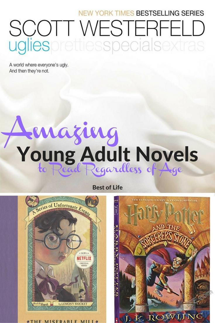 The best young adult novels to read are able to draw in any audience. Age is just a number, an unimportant one when it comes to literature. What to Read | Best Books to Read | Easy Books to Read | Kids Books for Adults | Children's Books for Adults