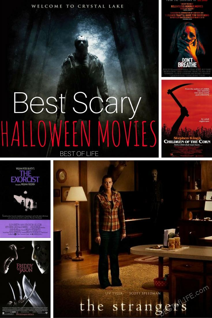 Get your friends together for a fright night fest with these scary Halloween movies! #Movies #HorrorMovies #ScaryMovies #WhattoWatch #Halloween via @thebestoflife