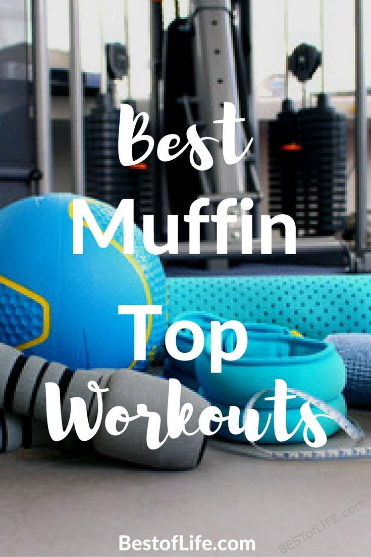 You can call them love handles, obliques or muffin tops but either way, you don't want them to bulge so use some muffin top workouts.