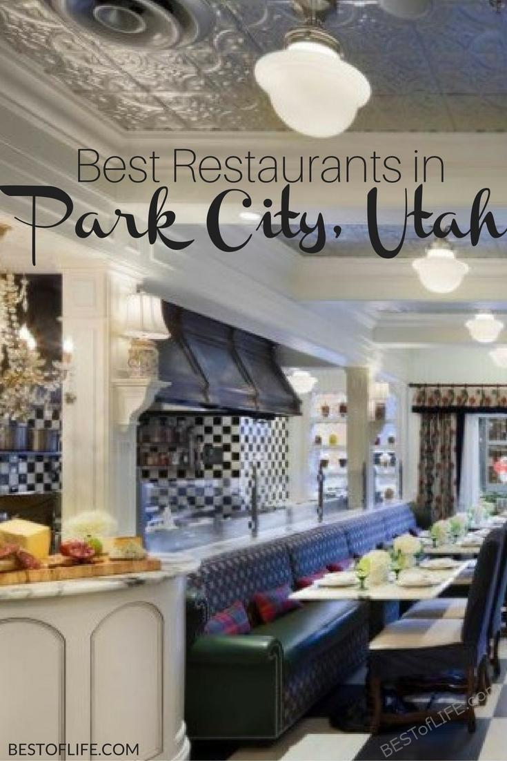 Park City is known for a lot things, soon it will be known to you, as a place to get some great eats! These are the best restaurants in Park City, Utah. Travel Tips | Best Travel Tips | Park City Travel Tips | Tips for Visiting Park City | Best Restaurants in Park City via @thebestoflife