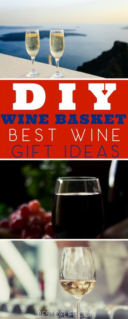The best wine gifts are perfect for any occasion! These are perfect 'anytime' gifts to give the wine lover in your life or use to make a DIY Wine Basket. Best Wine Gift Ideas | Easy Wine Gift Ideas | Best DIY Wine Gifts | Easy DIY Wine Gifts | DIY Wine Gifts | Gifts for Wine Lovers | Best Gifts for Wine Lovers