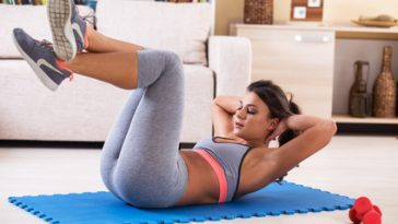 Easy Muffin Top Workouts