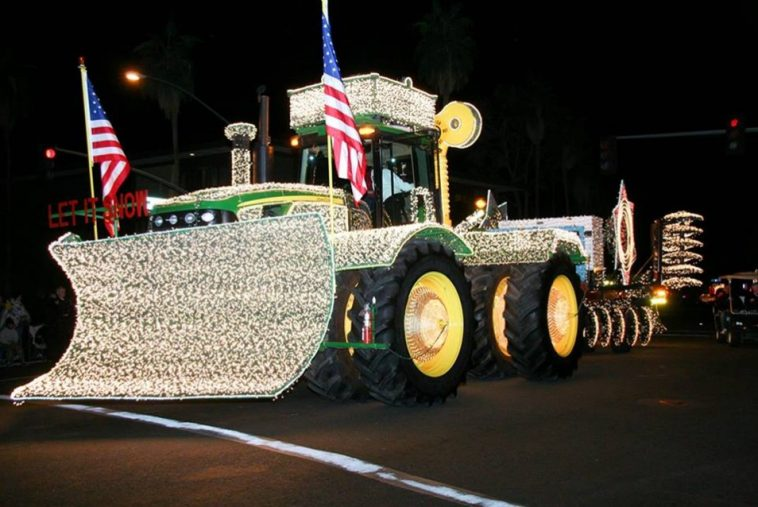 Palm Springs Holiday Events Festival of Lights