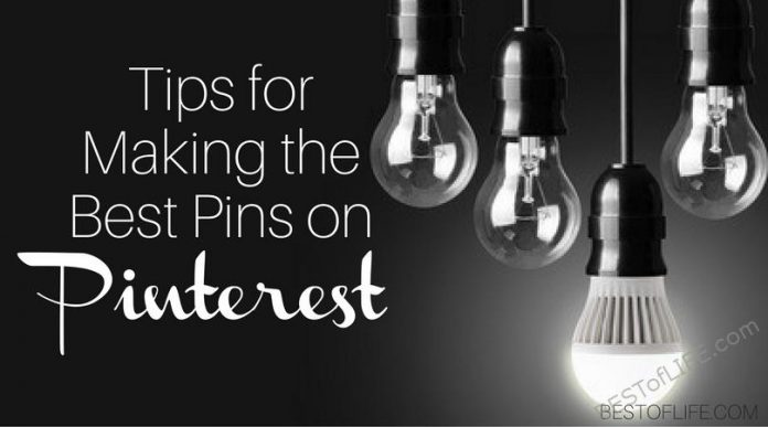 Making the best pins for Pinterest requires a bit of finesse, brain power, and a sprinkle of creativity to get you pins and followers.