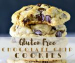 Eating gluten free was a pain at first, but now that I've found gluten free chocolate chip cookies recipes I feel whole again.