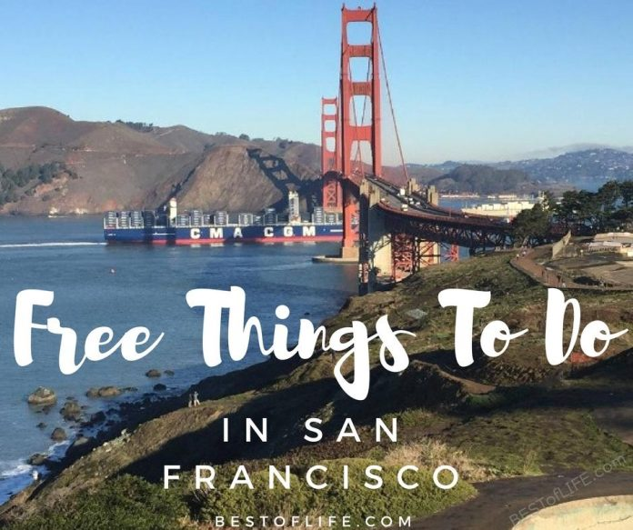 Save some money and find some things to do in San Francisco for free that are just as fun as the most expensive outings around.