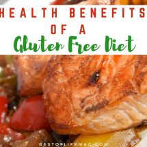 Take advantage of all the gluten free diet benefits today and live a happier, healthier, life. It's not always easy but it is definitely worthwhile! Gluten Free Diet Tips   Gluten Free Diet Benefits   Benefits of Gluten Free   Why is Gluten Bad   How to go Gluten Free