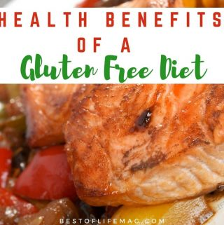 Take advantage of all the gluten free diet benefits today and live a happier, healthier, life. It's not always easy but it is definitely worthwhile! Gluten Free Diet Tips | Gluten Free Diet Benefits | Benefits of Gluten Free | Why is Gluten Bad | How to go Gluten Free